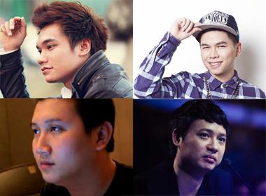 Bốn nhạc sĩ chuyên tạo hit thành công với con đường ca hát