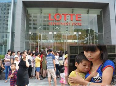 Nóng 24h: Bé 2 tuổi bị hành hung dã man; Thang máy tòa nhà Lotte rơi tự do