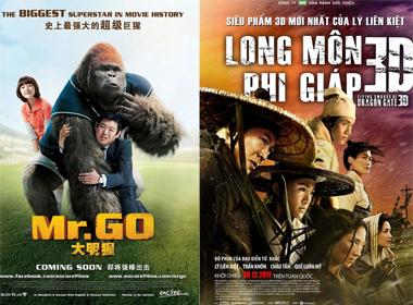 10 bộ phim châu Á có 'kỹ xảo' đẹp ngang Hollywood