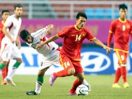 Video: Olympic Việt Nam 1-3 Olympic UAE
