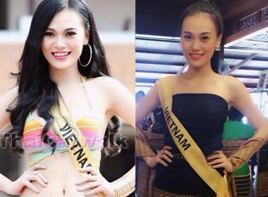 Hoa hậu Quốc tế 2014: Cao Thùy Linh mất ngủ vì hành lý 60kg