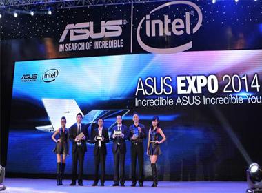 Đại tiệc công nghệ Asus Expo 2014 được đưa ra Hà Nội