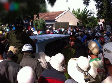 Đối tượng nghi bắt cóc ở Bình Thuận: Dân vây UBND xã yêu cầu làm rõ