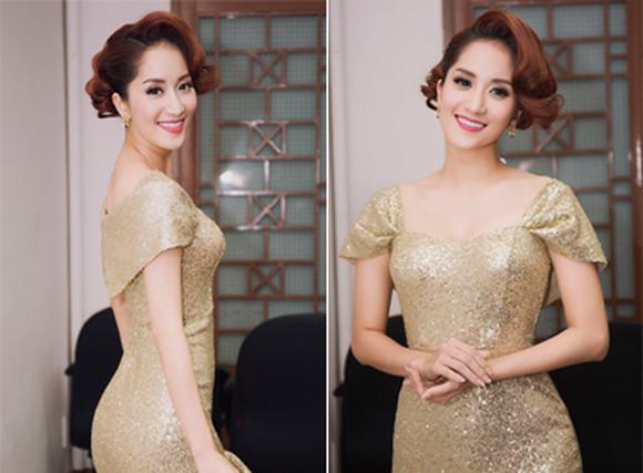Khánh Thy đẹp kiêu sa trong chung kết Bước nhảy hoàn vũ nhí 2014