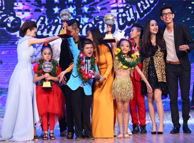 Chung kết Bước nhảy hoàn vũ nhí: Linh Hoa trở thành quán quân