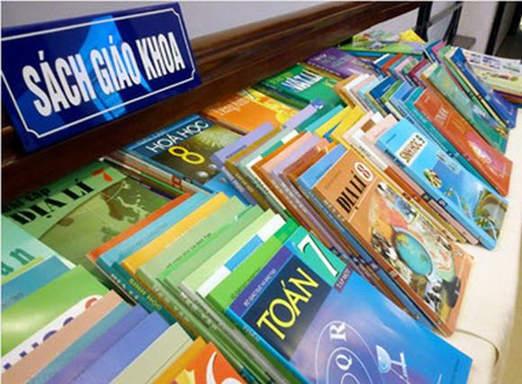 Năm 2018 sẽ có 4 bộ sách giáo khoa không chỉ của Bộ GDĐT