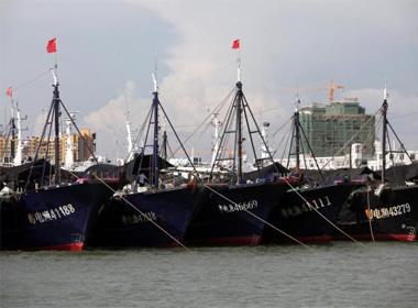 Tình hình biển Đông sáng 28/9: Trung Quốc triển khai tàu chở cá siêu trọng tới Trường Sa