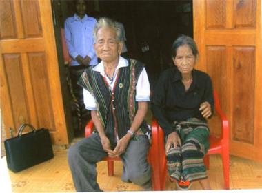 Người 116 tuổi lập kỷ lục cụ ông cao tuổi nhất Việt Nam