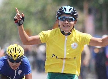 Nguyễn Thị Thật đã giành tấm huy chương lịch sử cho xe đạp Việt Nam