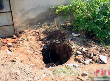 Thiếu nữ bị thanh niên hàng xóm giết và chôn xuống giếng
