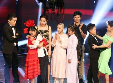 Giọng hát Việt nhí bán kết: Lộ diện top 3 bước vào đêm chung kết