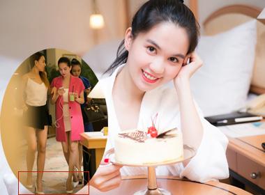 Ngọc Trinh - Diệu Huyền đụng giày hàng hiệu tại Hà Nội