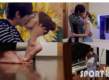 Những nụ hôn ấn tượng nhất màn ảnh Hàn