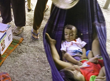 6 đứa trẻ bơ vơ sau vụ em giết anh ở Kiên Giang