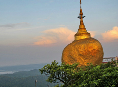 3 địa điểm không thể bỏ qua khi tới Myanmar trong tháng 10