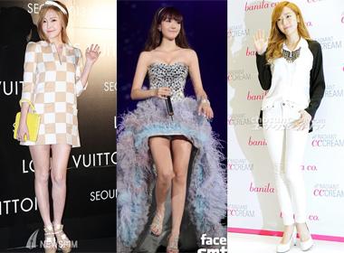 Nhìn lại 'mảnh ghép thời trang' Jessica Jung tạo nên cho SNSD
