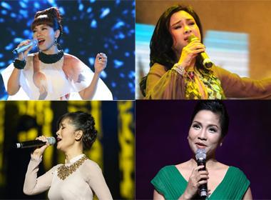 Những pha muối mặt của diva nhạc Việt
