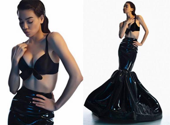 Hồ Ngọc Hà hóa 'nàng tiên cá' đen đẹp mê lòng người