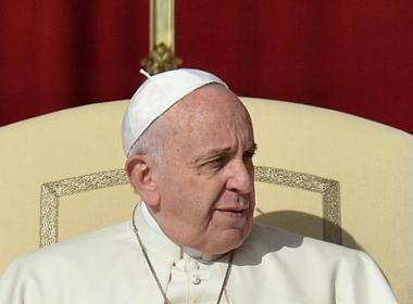 Đức Giáo Hoàng triệu hồi đại sứ  Trung Đông bàn về vấn đề ISIS