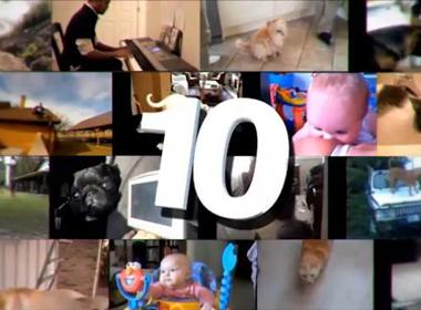 Những video vui nhộn nhất tháng 9
