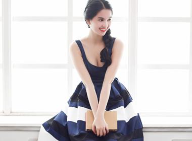 Ngọc Trinh dịu dàng, đáng yêu với váy xòe bồng