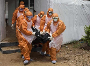 Ebola đang lây lan đáng sợ tại Sierra Leone