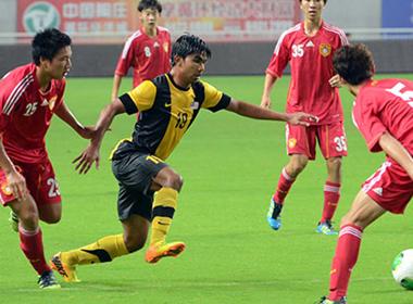 U19 Trung Quốc cũng có 'hàng khủng' để thi đấu với U19 Việt Nam