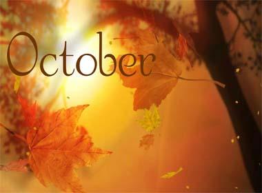 Tử vi tháng 10 của 12 chòm sao