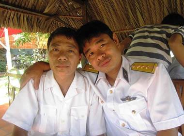 Chiến sĩ nhà giàn DK1 hi sinh khi làm nhiệm vụ