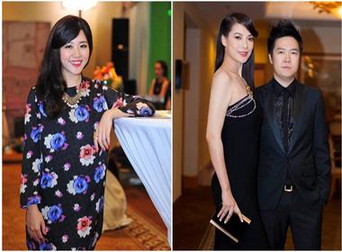 Những cuộc 'chạm mặt' bất ngờ của sao Việt và tình cũ