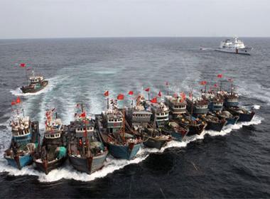 Tình hình Biển Đông ngày 11/10: Hàn Quốc bắn chết ngư dân Trung Quốc vì đánh bắt trái phép