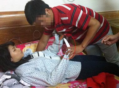Cuộc trò chuyện với nữ sinh bịt mặt sát hại người tình trong nhà nghỉ