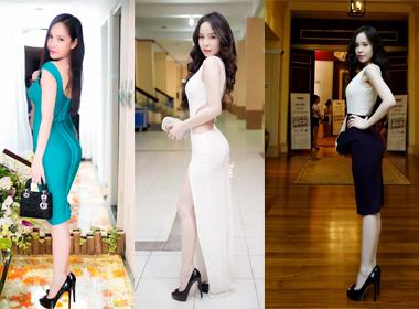 Những đôi giày được 'cưng' nhất của 4 người đẹp Việt