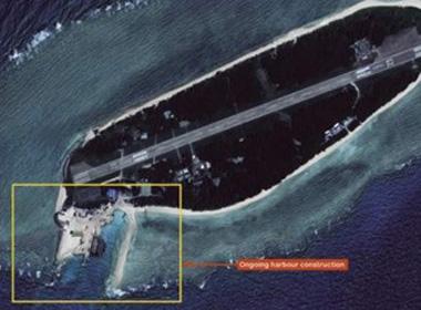 Tình hình biển Đông sáng 15/10: Đài Loan mở rộng cảng trái phép ở Trường Sa