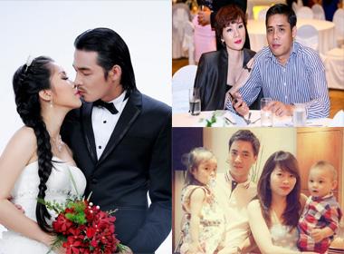 Những mỹ nhân Việt công khai tố chồng 'cặp bồ'