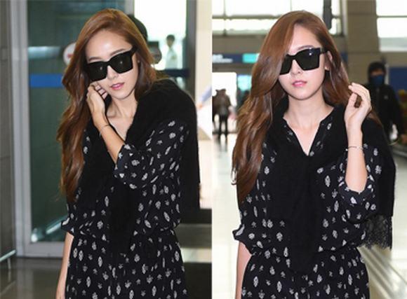 Jessica (SNSD) lần đầu xuất hiện rạng rỡ ở sân bay sau vụ lùm xùm rời nhóm