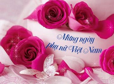 Lời chúc ý nghĩa ngày 20/10 cho mẹ, vợ và bạn gái ngày phụ nữ việt nam