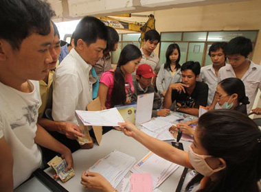 Xử phạt sáu trường tổ chức thu trái quy định đầu năm học