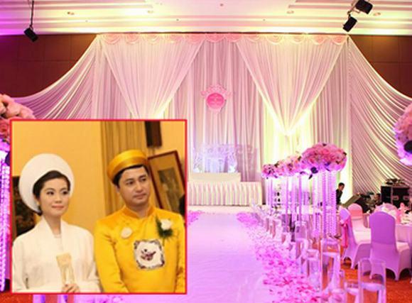 Cận cảnh nơi tổ chức tiệc cưới sa hoa của ái nữ cố Chủ tịch Tập đoàn Nam Cường