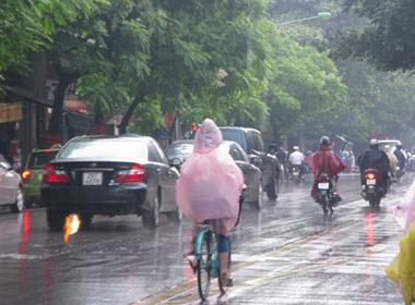Dự báo thời tiết hôm nay (17/10): Mưa dông trên phạm vi cả nước