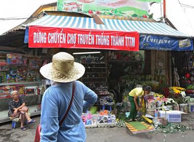 Người dân đề nghị giữ chợ truyền thống Thành Công