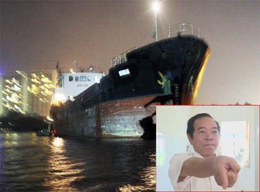NÓNG 24h: Tàu chở 400 khối xăng bị đâm trên sông Sài Gòn; Giám đốc BV cản trở phóng viên