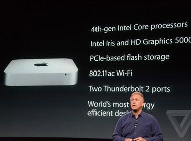 Toàn cảnh sự kiện ra mắt iPad Air 2, mini 3 và iMac Retina
