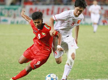 U19 Myanmar giành vé World Cup U20