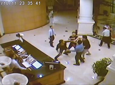 Nạn nhân nước ngoài lên tiếng vụ ẩu đả ở khách sạn 4 sao