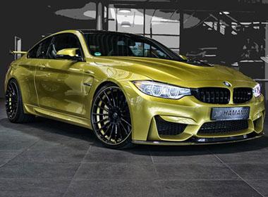 Trầm trồ trước siêu phẩm BMW M4 độ quá đỉnh