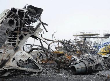 Sử dụng máy bay trinh sát không người lái để theo dõi giao tranh ở Ukraine