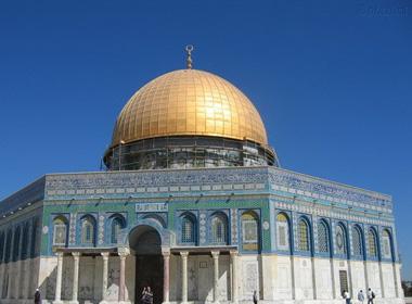 Tổng thống Palestine kêu gọi bảo vệ đền thiêng Al-Aqsa bằng mọi giá