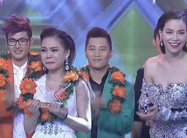 Chung kết Nhân tố bí ẩn 2014: Giang Hồng Ngọc giành ngôi quán quân