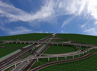 Khởi công xây dựng nút giao cầu Thanh Trì - quốc lộ 5